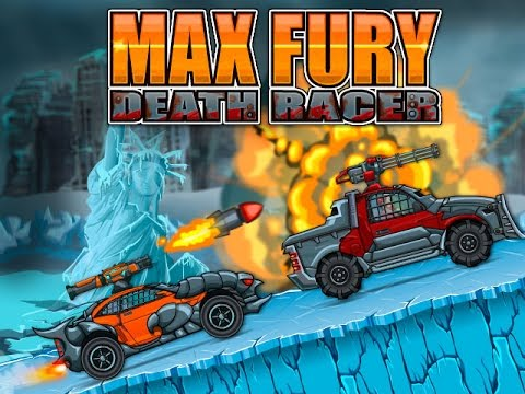Max Fury Death Racer