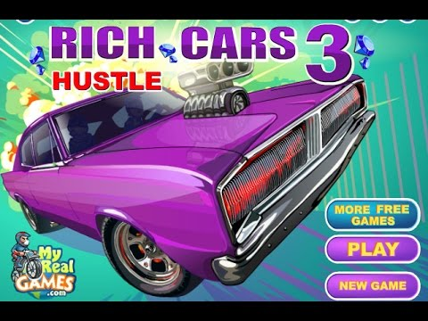 Rich Cars 3: Hustle game