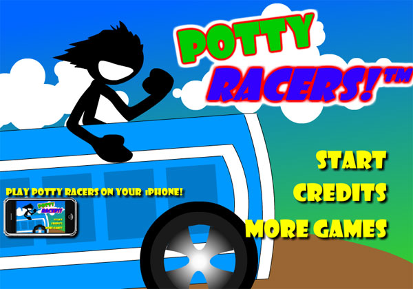 Potty Racers